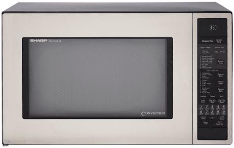 sharp speed oven microwave R930CS