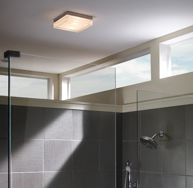 Great Tech Lighting Boxie Flushmount Wet Rated
