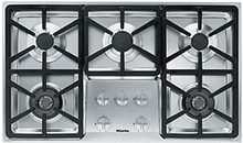 miele gas cooktop KM3474G