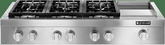 jennair-48-inch-pro-rangetop-JGCP548WP1