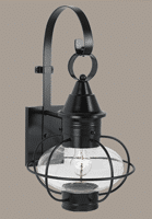 Norwell Lighting Onion Lamp Black ...