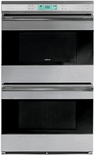 wolf classic 30 inch e series wall oven
