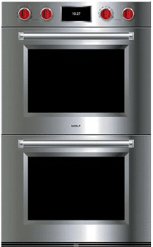 Wolf 30 Built In M Series Professional Double Oven