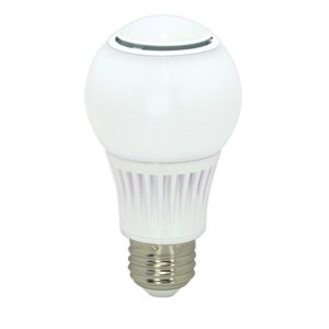 satco led bulb a19 base S9034