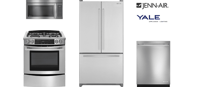 Jennair Stainless Kitchen Package April 2013