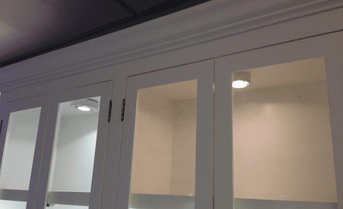 Led Tape Vs Led Pucks For Under Cabinet Lighting Reviews