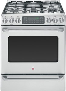 Café Appliances pro style range C2S985SETSS
