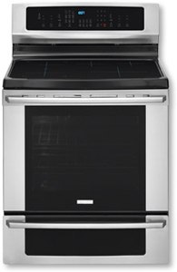 electrolux stainless induction range EI30IF40LS