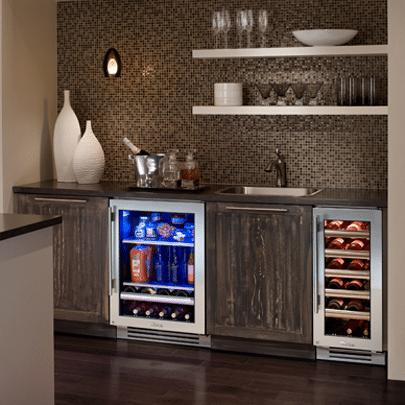 true refrigeration kitchen installed