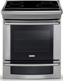 electrolux slidein induction range stainless EW30IS65JS