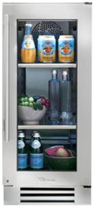 true refrigeration 15 inch beverage center TUR15RSGA