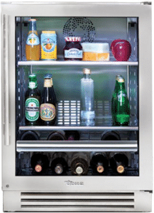 true refrigeration 24 inch beverage center TBC24RSGA