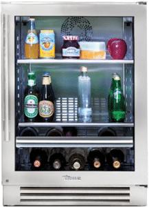 true refrigeration 24 inch beverage center TBC24RSGA