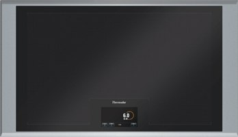 thermador freedom induction cooktop no burners CIT36XKB
