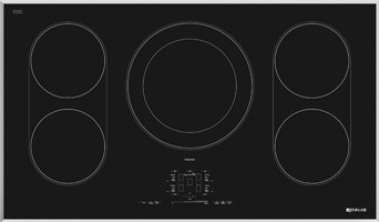 jennair 36 inch induction cooktop JIC4536XS
