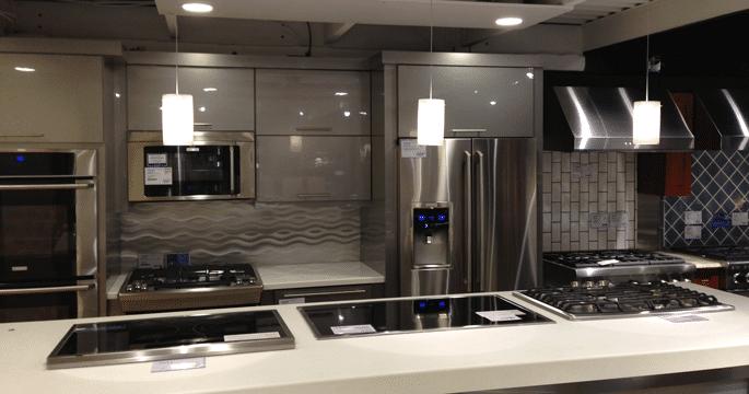 electrolux kitchen pendant display may 2013