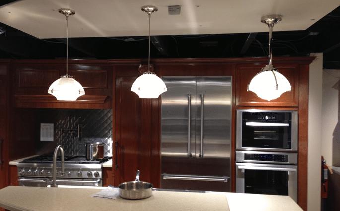 kitchen lighting fixtures 2013 pendants thermador kitchen pendants display may 2013 how to light kitchen islandpeninsula