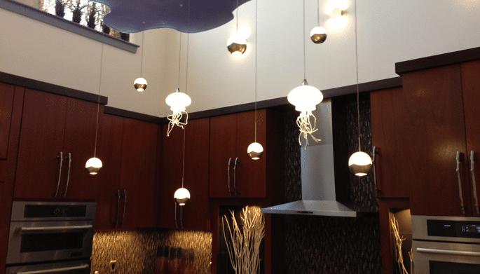 jennair kitchen pendants display may 2013