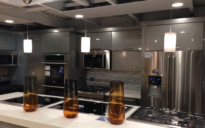 pendant lighting in kitchen 1