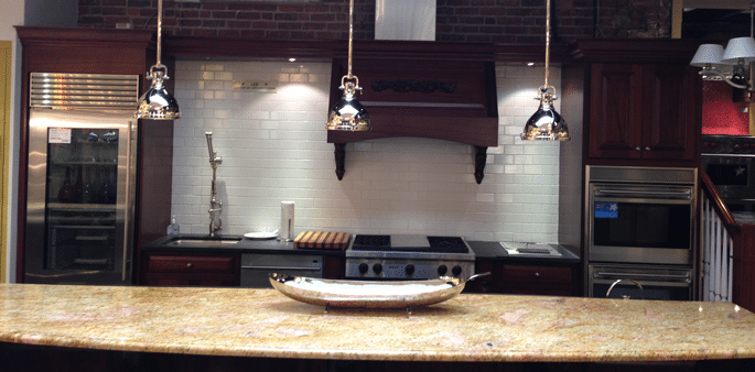 pendant lighting in kitchen 2
