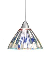 wac lighting eden led mini pendant MPLED518DICBN