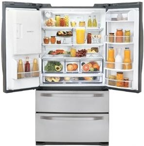 Best Counter Depth French Door Double Drawer Refrigerators