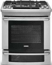 electrolux gas slidein range EW30GS75KS