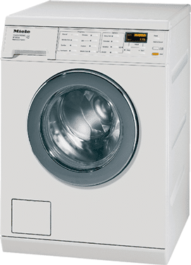 miele front load compact washer W3037