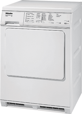 miele front load compact dryer laundry T8003