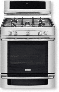 electrolux most powerful gas freestanding range EW30GF65GS