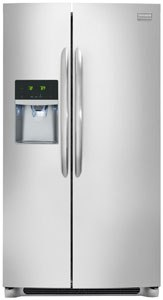 frigidaire side by side counter depth refrigerator FGHC2331PF