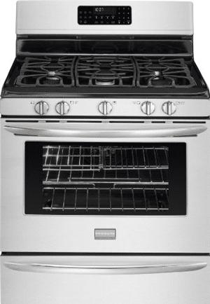 frigidaire freestanding range warming drawer DGGF3054KF