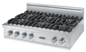 viking pro range top most powerful VGRT5366BSS