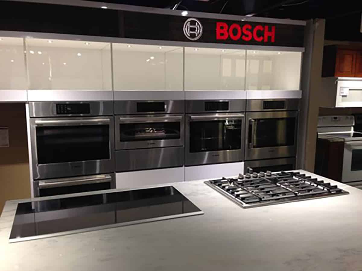 Bosch Benchmark Vs Ge Monogram Gas Cooktops Reviews