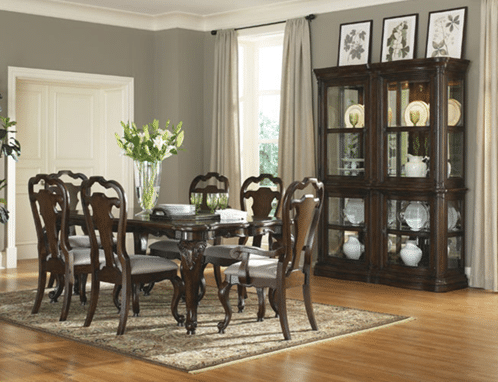 traditional-style-lighting-dining-room