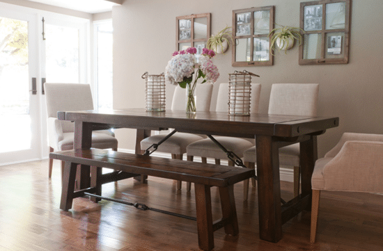 Transitional chandelier ideas for your dining room aloadofball Choice Image