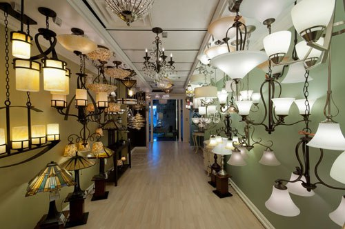 yale-appliance-lighting-showroom-traditional-gallery