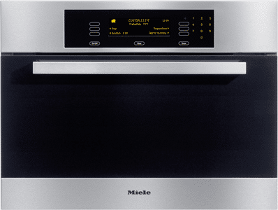 miele steam oven stainless DG4086