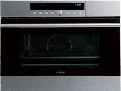 wolf steam oven stainless CSO24