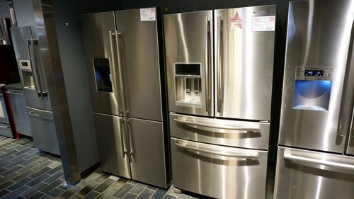 ... Kitchenaid Double Drawer Refrigerator