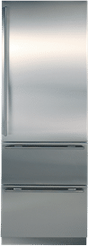 subzero-integrated-refrigerator-w-drawers