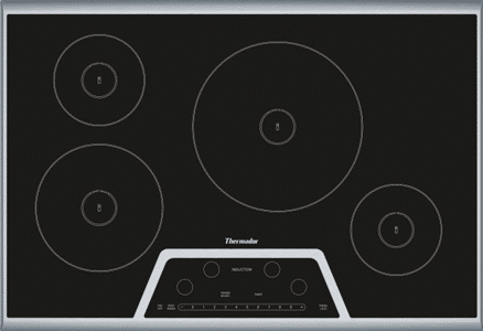 thermador 30 inch induction cooktop CIT304KB