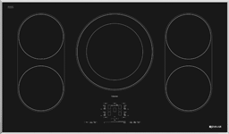 jennair 36 inch induction cooktop JIC4536XS most reliable