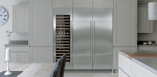 New Sub Zero Integrated Counter Depth Refrigerators And