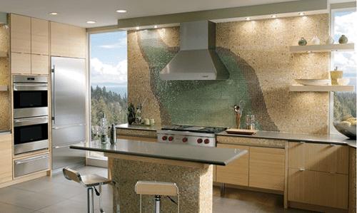 subzero-integrated-refrigerator-installed