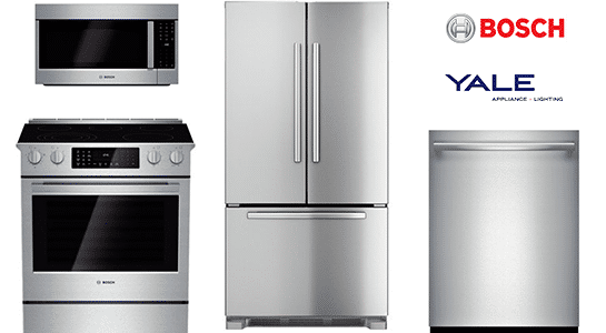 Bosch Benchmark Kitchen Package Electric April 2015