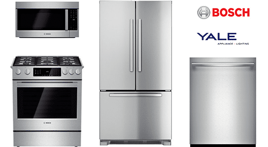 Bosch Benchmark Kitchen Package Gas April 2015