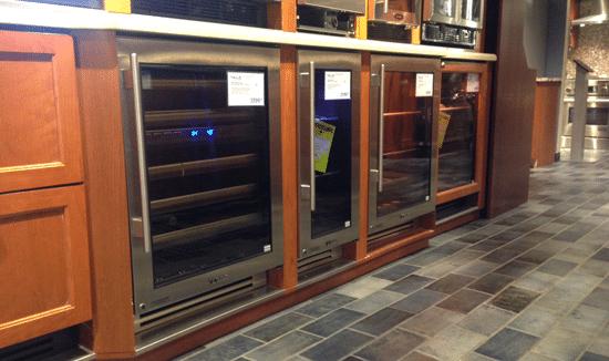 Perlick Vs True Undercounter Refrigerators Reviews
