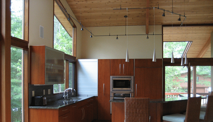 kitchen example track recessed 3