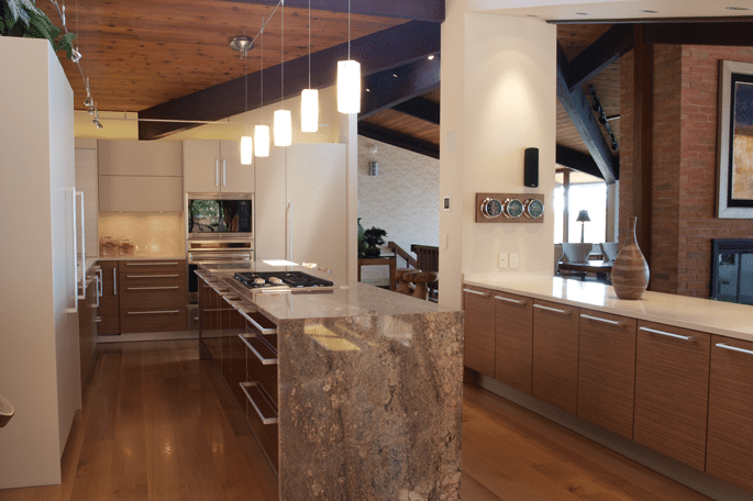 track lighting in the kitchen. Examples Of Track And Recessed In Kitchens Lighting The Kitchen P